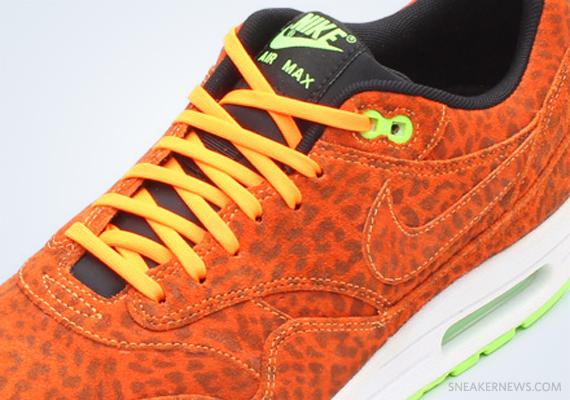 air max 1 fb orange leopard
