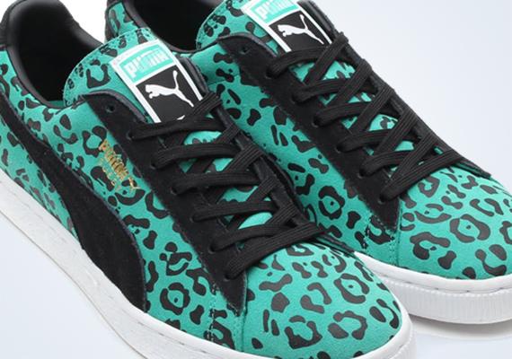 puma suede leopard