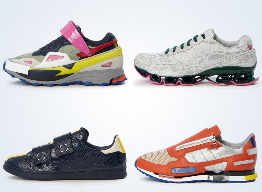 Raf Simons x adidas Spring Summer 2014 - SneakerNews.com cdfeb4165