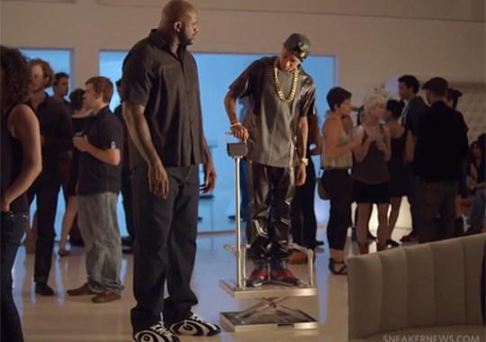 """Foot Locker x Reebok Classics """"Conversation Lift"""" with Shaq & Tyga"""