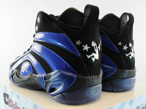 Reebok Shaqnosis Quot Orlando Quot Available Early On Ebay