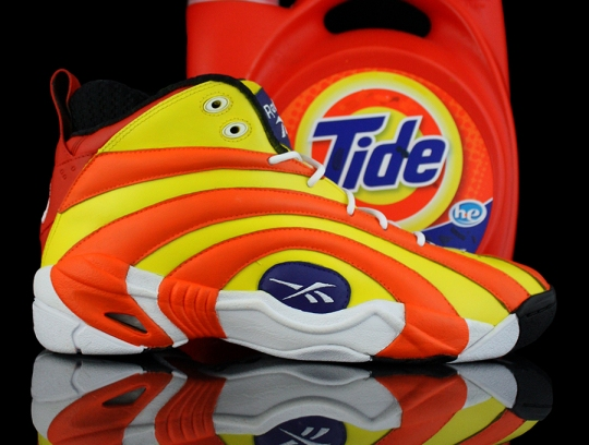 """Reebok Shaqnosis """"Tide"""" Product Placement by Revive Customs"""