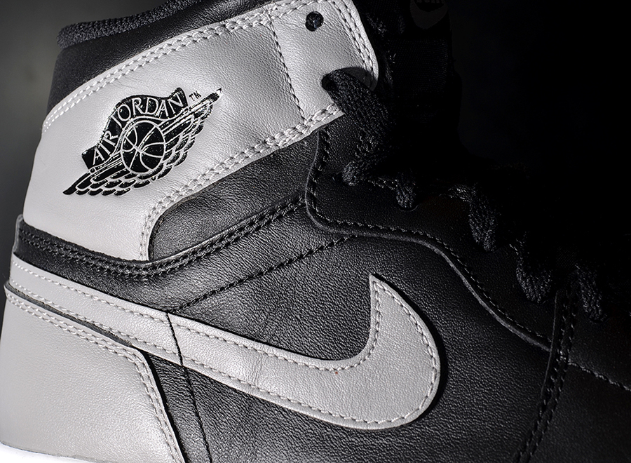 Air Jordan 1 Retro High OG - Black - Soft Grey - SneakerNews.com