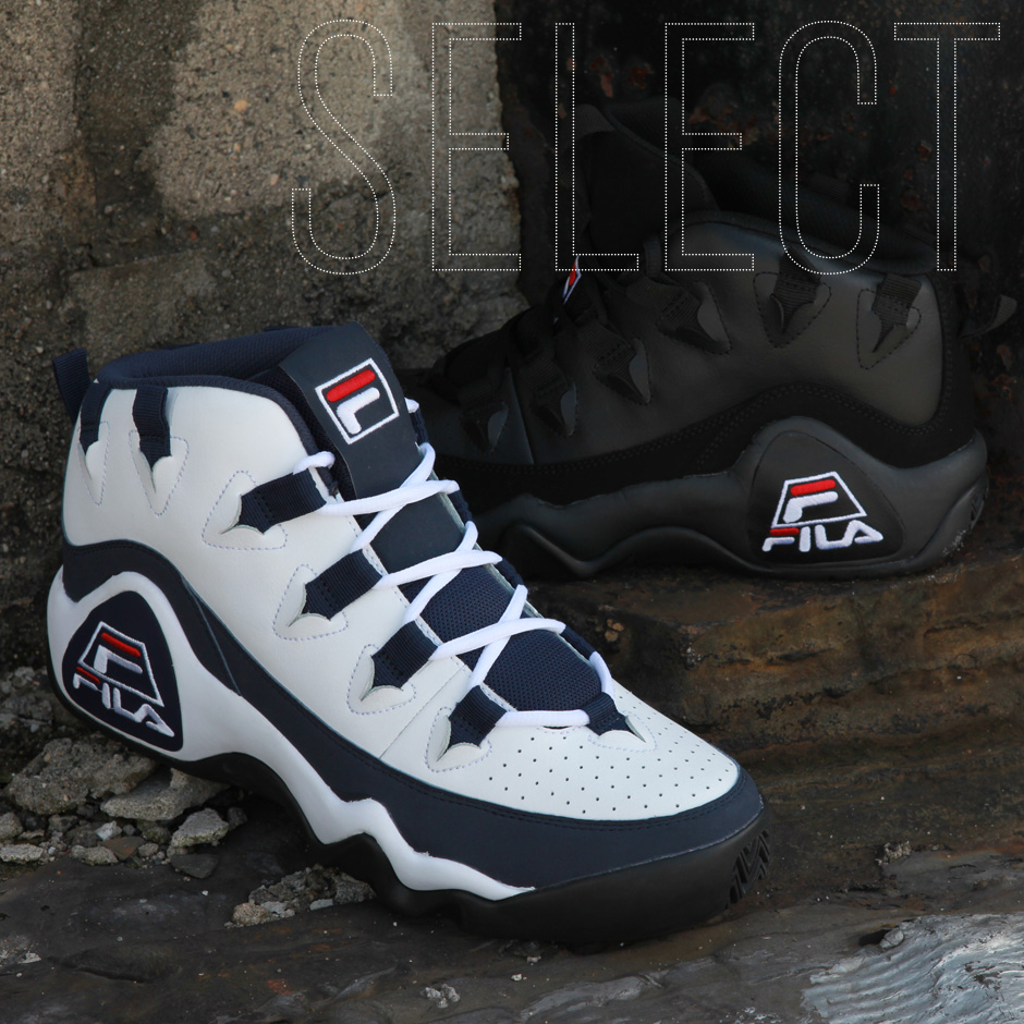 Sneaker News Select: Fila 95 (Grant Hill 1)