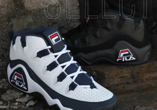 "FILA 95: Return of the ""Grant Hill 1"""
