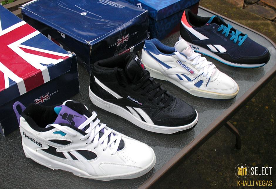 Sneaker News Select Collections: Khalli Vegas