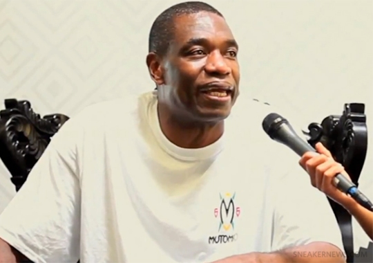Sneaker News Presents: One on One with Dikembe Mutombo