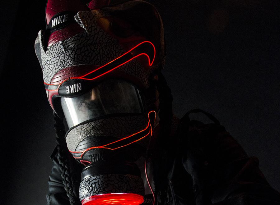Supreme x Nike SB Dunk Low Gasmask by Freehand Profit - SneakerNews.com f06e9f256c