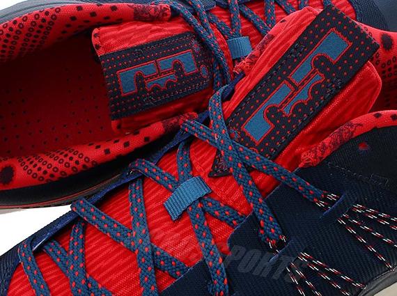 info for 6c25e d07fa Nike LeBron X Low
