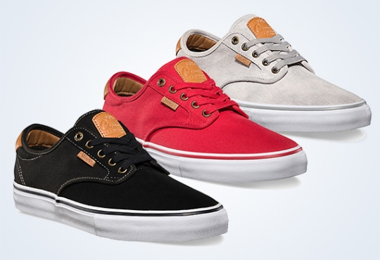 Vans Chima Pro – Available