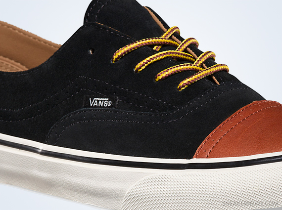 3a5f386189 Vans released a variety of brogue-embellished footwear last year