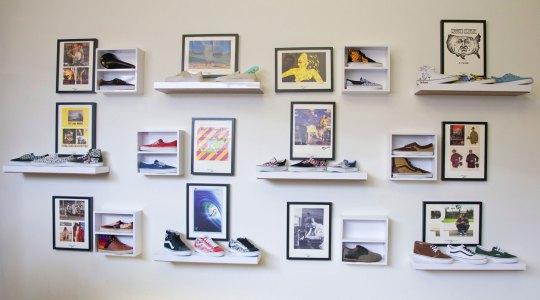 Vans Vault 10-Year Anniversary Exhibition at BLENDS