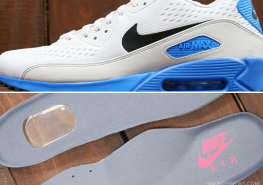 Visible Cushioning on Insoles of Nike Air Max Releases