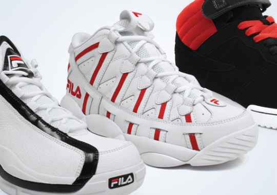 "Fila ""Bulls By The Horn Pack"""