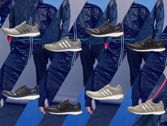 adidas Boost Pure Pack