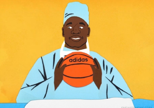 "adidas Originals ""House of Mutombo"" – The Journey"