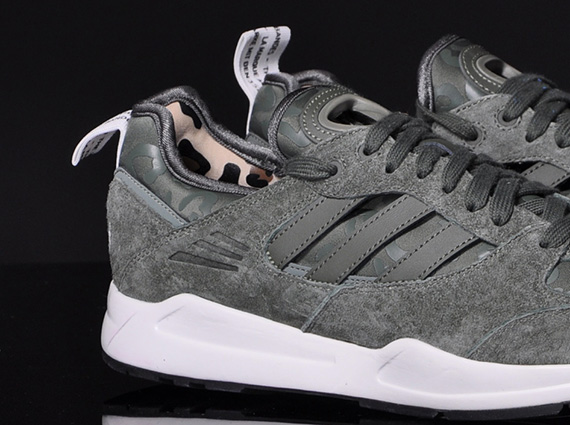 Adidas Tech Super Grey