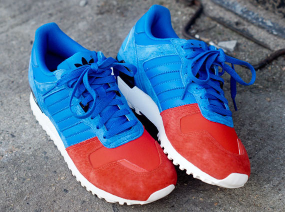 Adidas Zx 700 Red White Blue
