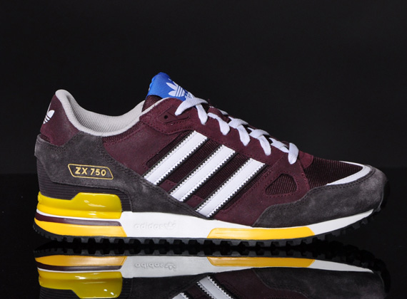 With NFL training camps in full swing, it's natural to connect this burgundy, brown and yellow makeup with Three Stripes superstar RG3, and you can grab ...