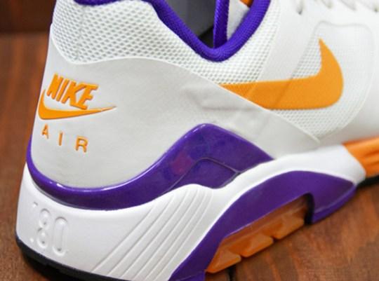 Nike Air Max Terra 180 QS – White – Orange – Purple
