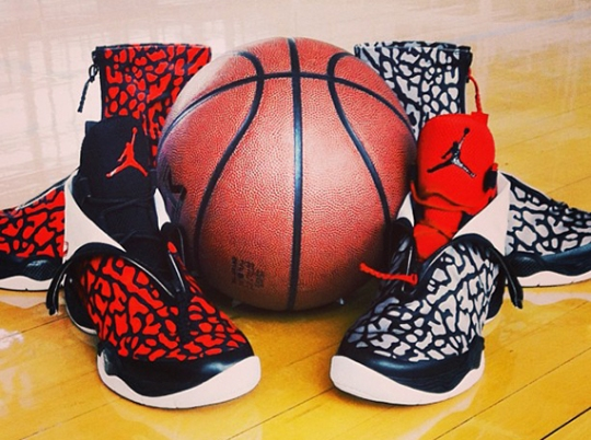 "Air Jordan XX8 ""Elephant"" Quickstrikes"