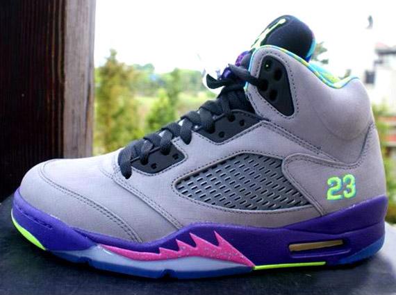 air jordan v bel air release date - Colorful Jordan Shoes