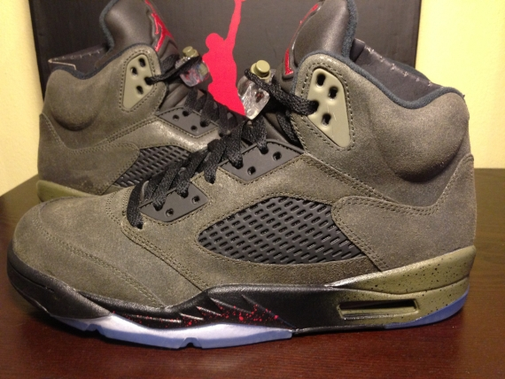 buy online 4f086 883b3 Air Jordan 5 quot Fearquot Available Early on eBay 60%OFF