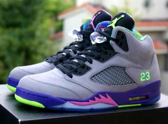 """Bel-Air"" Air Jordan V Retro"