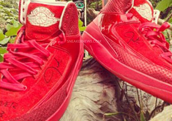 100% quality super quality pretty cool Air Jordan II
