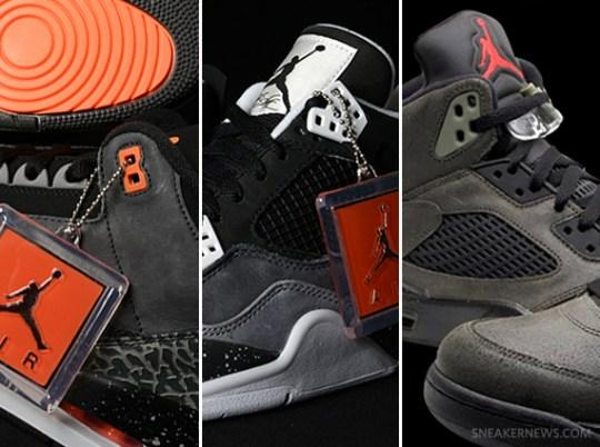 "Air Jordan Retro ""Fear Pack"" – Foot Locker Release Info"