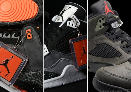 "Air Jordan Retro ""Fear Pack"" – Foot Locker Release Info"