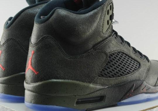 """Air Jordan V """"Fear"""" – Available Early on eBay"""