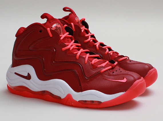 """best sneakers 79d18 99458 Nike Air Pippen """"Noble Red"""" – Arriving at Retailers"""