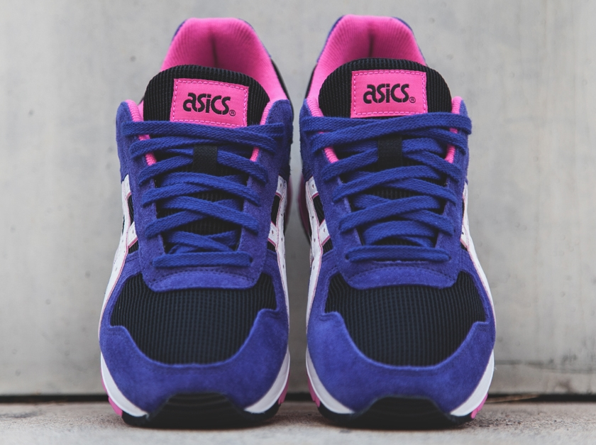 Asics GT-II – Purple – Black – Pink