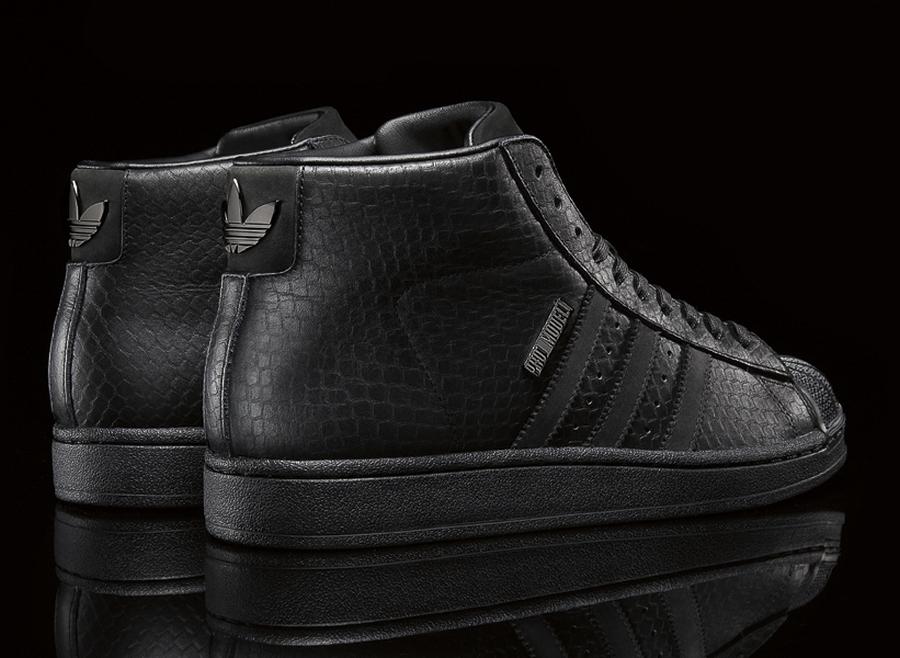Adidas Pro Model Black