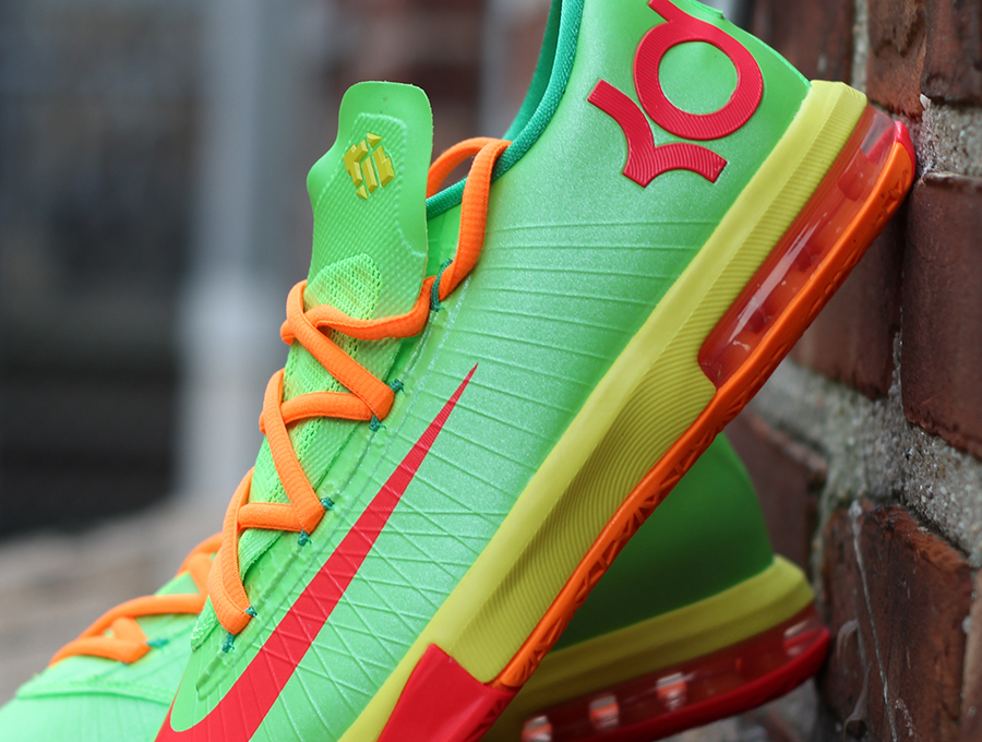 """buy online caf31 6bd65 """"Candy"""" Nike KD 6 GS"""