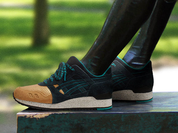 CNCPTS x Asics Gel Lyte III quot Three Liesquot Release Date