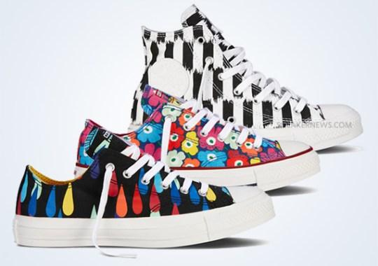 Marimekko x Converse Fall/Winter 2013 Footwear