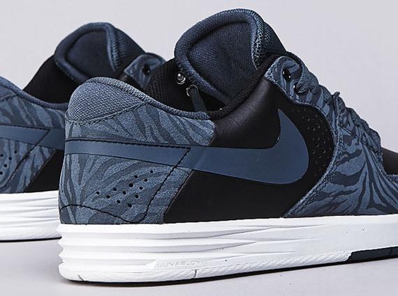 c8b28d2b1af1 Nike SB Paul Rodriguez 7 Premium - Armory Slate - Black ...