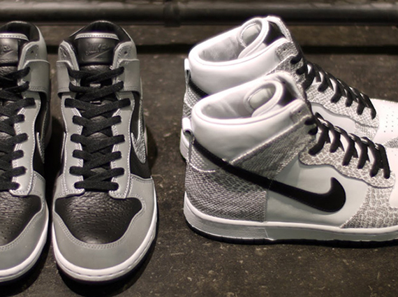 "Nike Dunk High Premium SP ""Cocoa Snake Pack"""