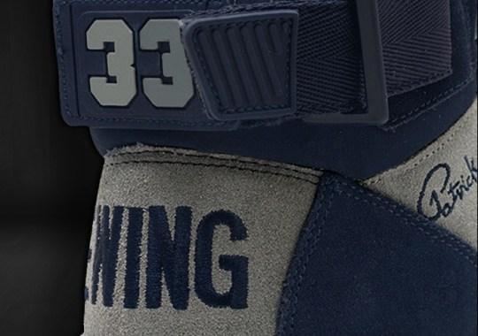"""Ewing 33 Hi """"Georgetown"""" Restock"""