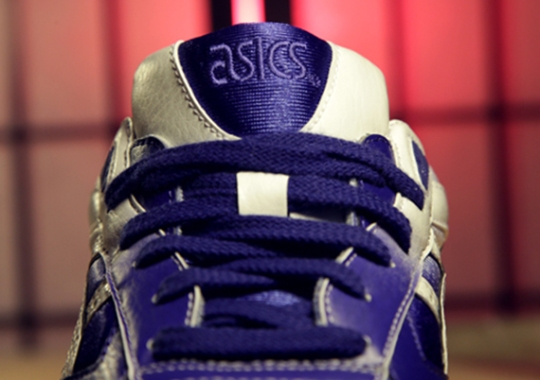 "Extra Butter x Asics – Death List 5 ""Cottonmouth"""
