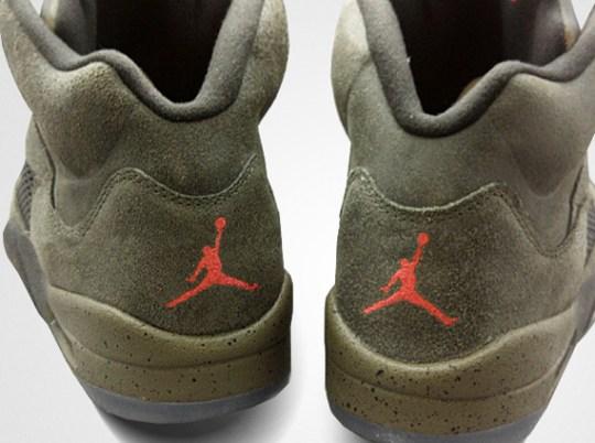 """""""Fear"""" Air Jordan 5"""