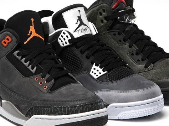 """Air Jordan """"Fear Pack"""" – Official Image"""