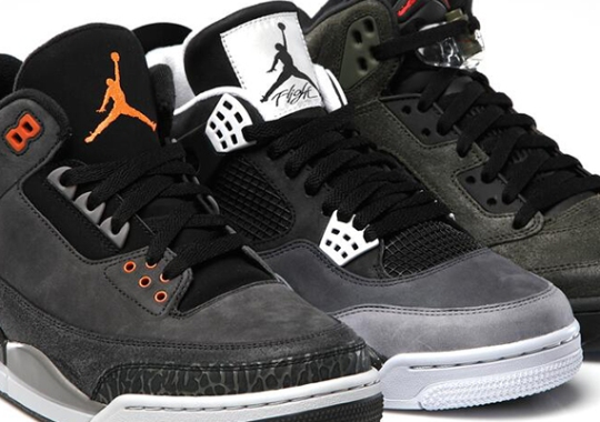 "Air Jordan ""Fear Pack"" – Official Image"