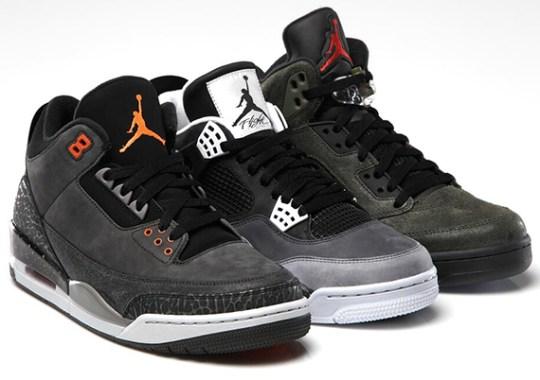 """Air Jordan """"Fear Pack"""" – Release Reminder"""
