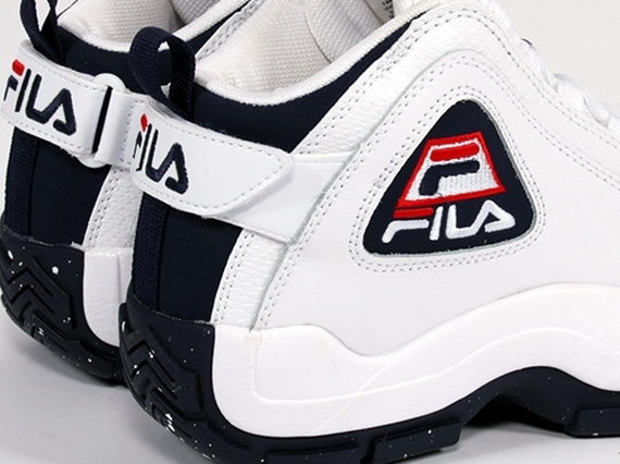 fila shoes grant hill 96 release meditation