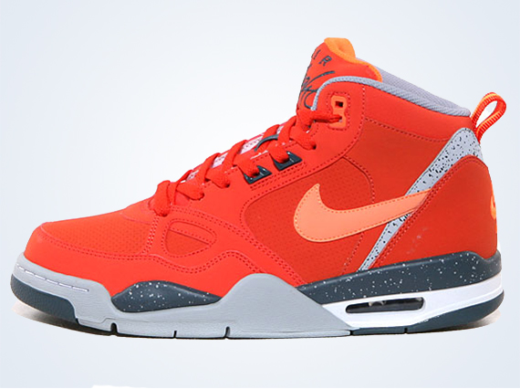 The latest Nike Sportswear classic basketball shoe to take on a tonal look  is actually a new one. The Nike Flight '13 Mid hearkens back to the late '  ...