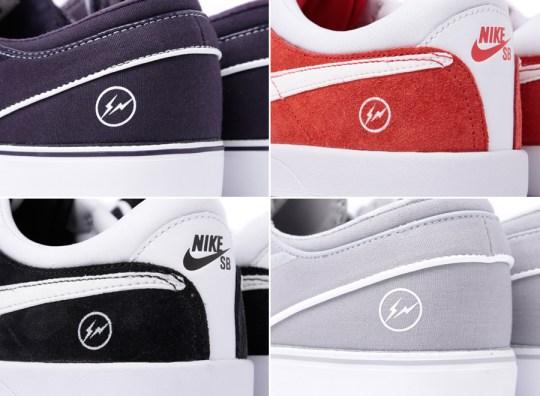 fragment design x Nike SB Collection