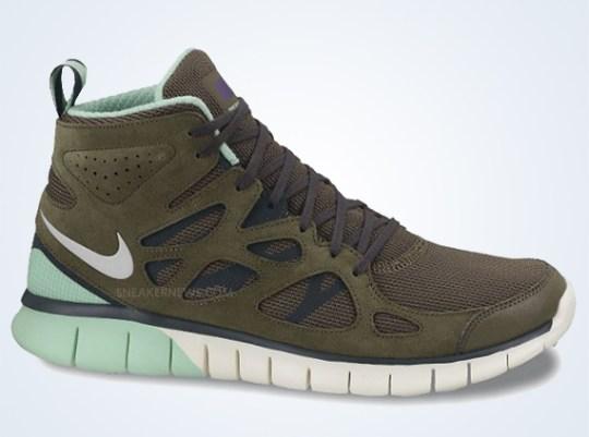 Nike Free Run+ 2 Mid